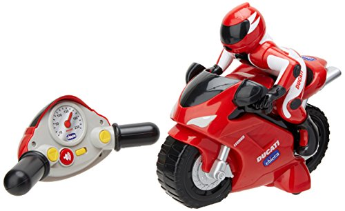 Chicco Ducati 1198 RC, Color Rojo, 2+...