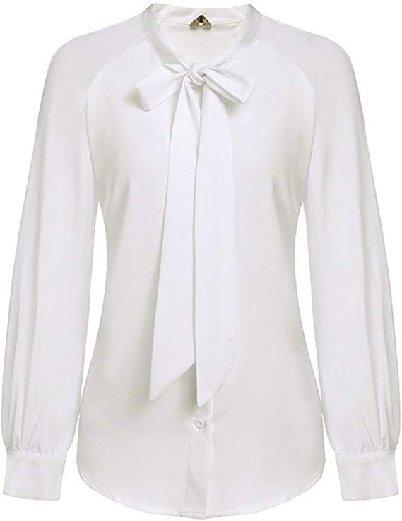 Discount Boutique Camisa de Manga Larga de Oficina para Mujer ...