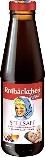 Rotbäckchen Mama Stillsaft, 6er Pack (6 x 450 ml)