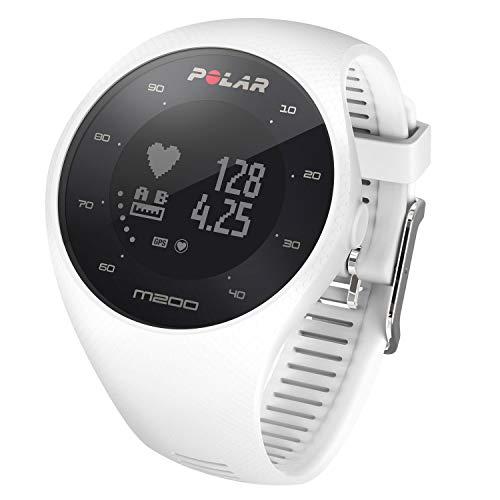 Softeam M200 Reloj GPS Unisex Adulto, Blanco, M-L