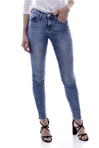 Guess Jeans Skinny Modello 5 Tasche Uomo M92AN1D3KS0