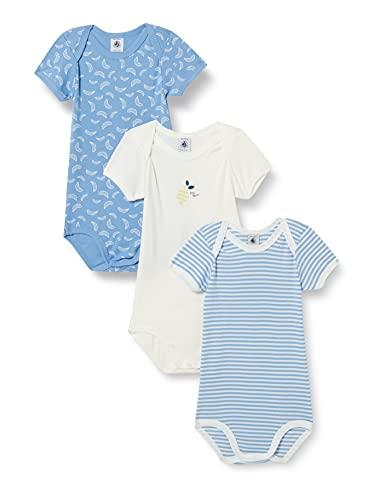 Petit Bateau Baby-Mädchen A000g00 Unterwäsche, Mehrfarbig, 86