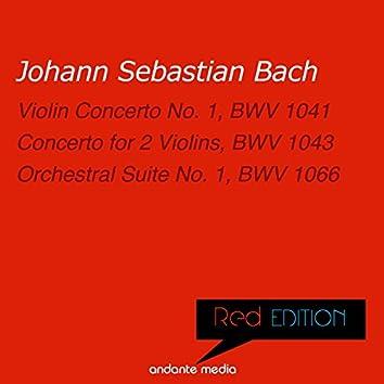 Red Edition - Bach: Violin Concerto No. 1, BWV 1041 & Concerto for 2 Violins, BWV 1043
