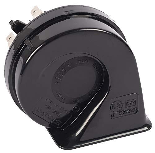 Stebel Klaxon tm80//2 Magnum 12 V Black Double Power avec jusqu/'à 139 dB A