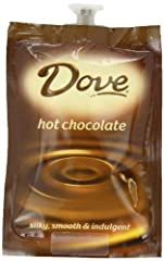 Fresh, convenient single-servings Sealed from light and air to ensure perfect cup every time No cross-contamination for drink purity Silky smooth, Dove chocolate experience Works in Flavia Creation 150, Creation 200 and Creation 500