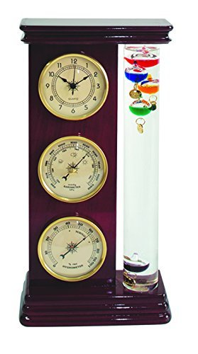 INTERHOME WETTERSTATION - Galileo Thermometer - Deluxe Modele