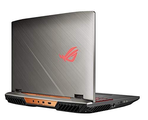 ASUS ROG G703GI-E5148T 17.3-inch FHD 144Hz/3ms Gaming Laptop (8th Gen Intel Core i9-8950HK/64GB/2TB SSHD + 1.5TB NVMe SSD/Windows 10/GTX 1080 8GB Graphics/4.70 Kg), Aluminum