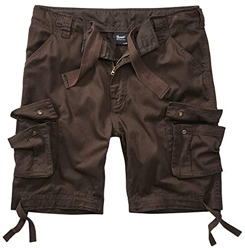 Brandit Pantalones cortos Urban Legend marrón XXXXXXXL