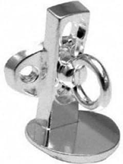 APOYA PULGAR CLARINETE - Buffet Crampon (F35817/NI) Para Clarinete E11 (Niquelado Graduable)