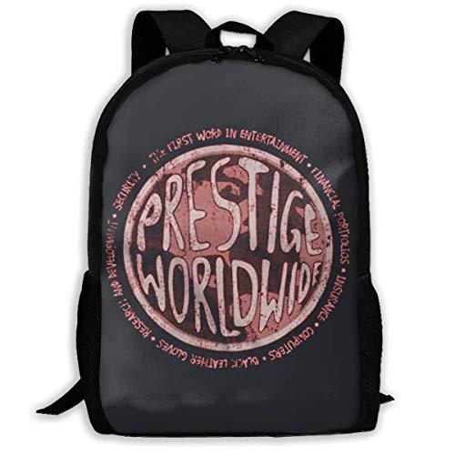 BUGKHD Mochila de viaje ligera Prestige Worldwide Step
