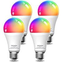 4-Pack Lomota A19 E26 WiFi LED Light Bulb