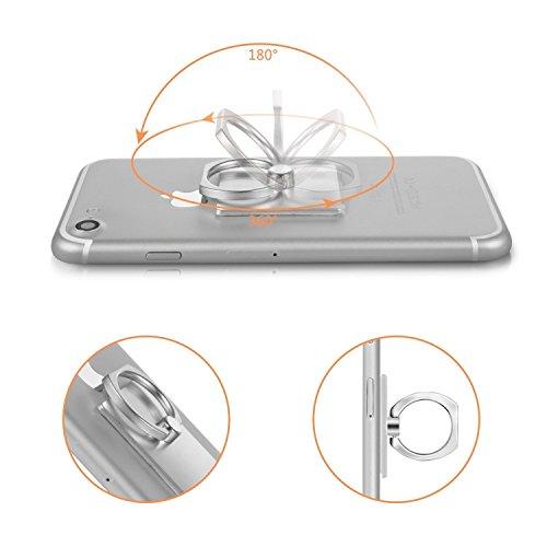 Phone Ring, 3 Packs Phone Ring Stand Holder, Smartphone Holder, Phone Ring Holder, 360°Rotation Phone Finger Grip, Phone Kickstand