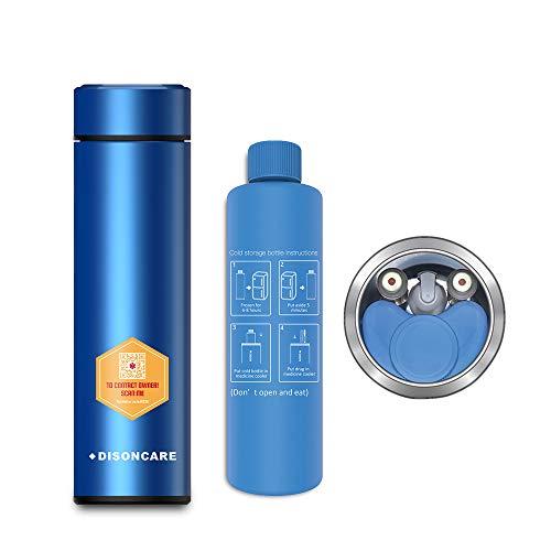 DISONCARE Diabetes Cooler Travel Case,Diabetic Cooling Case,Insulin Cooler Travel Case,Keep Cool 33+Hrs