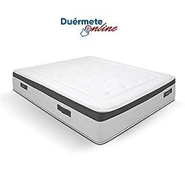 Durmete-Online-Colchn-Viscoelstico-Nature-Biogel-Altura-29cm-Confort-Mximo-Tejido-Termorregulador