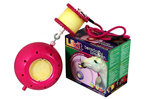 Likit TR-LIK0071 BO Om Breaker, Glitter Pink, Einheitsgröße