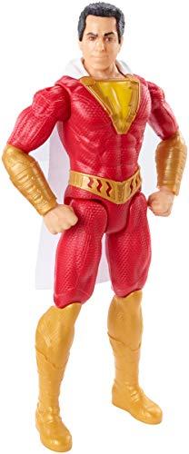 Mattel GCW30 DC Shazam Figur 30 cm, Actionfiguren und Spielzeug ab 4 Jahren