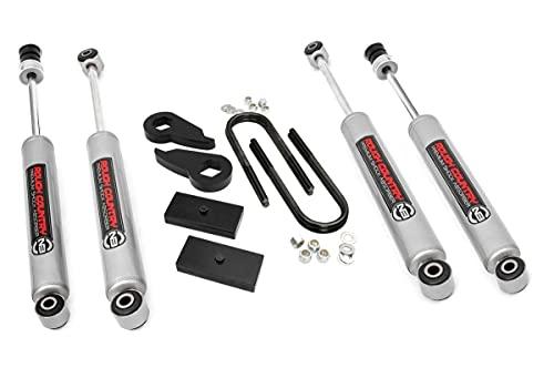 03 f150 4in lift kit - 6