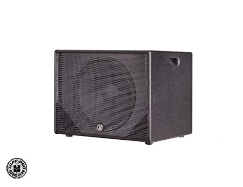 Topp Pro Maxx10A Subwoofer, 10 inch, actief, 600/1200 W