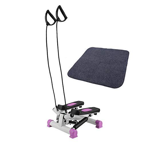 Pudincoco Home Mini máquina para Caminar Paso a Paso Máquina de pedaleo para...