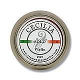 CECILIA 'SOLO' Rosin for Violin, Rosin Specially Formulated Violin Rosin for Violin Bows (MINI (Half Cake))