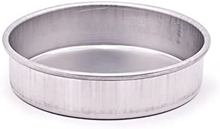 Parrish's Magic Line Round Cake Pan, 8 by 2-Inch Deep