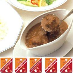 Miyajima 業務用 ビーフカレー マイアミコックベーシック 5食セット