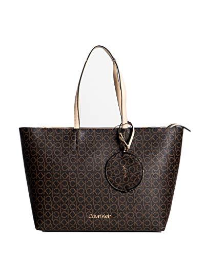 Calvin Klein Borsa Donna ck mono shopper md k60k606472