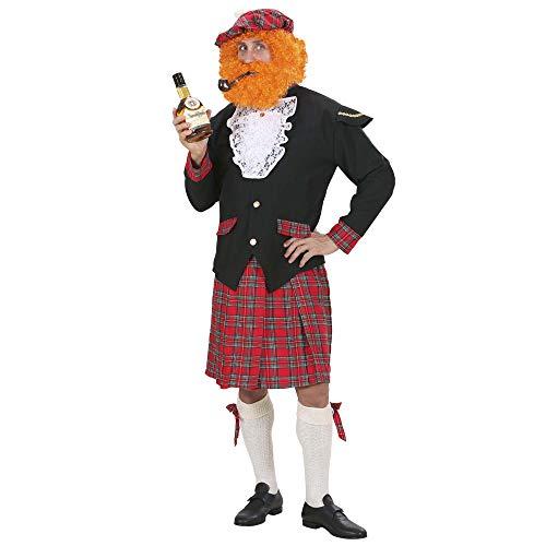 Widmann 73901 kostuum Schottisch man, heren, meerkleurig, S