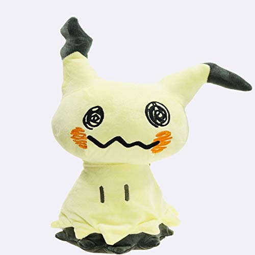 Stuffed.Animals Mimikyu Raichu Lapras Mew Dragonite Charmander Ditto Oddish Togepi Jigglypuff Mudkip Sylveon Snorlax Stuffed Dolls Plush Toys-mimikyu 20cm