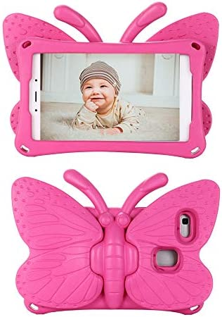 Tading Kids Case for Fire HD 8 Light Weight Shockproof Kid Proof Protective Stand Cover for product image