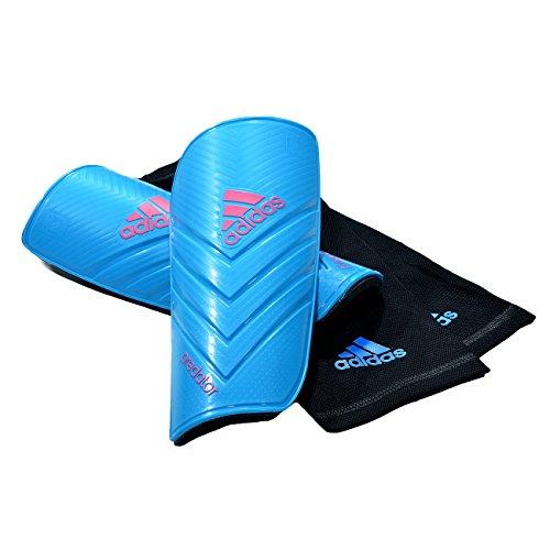 Adidas Service/di PRED Pro Lite solblu/neonpk/Black, Uomo, 0, X-Small