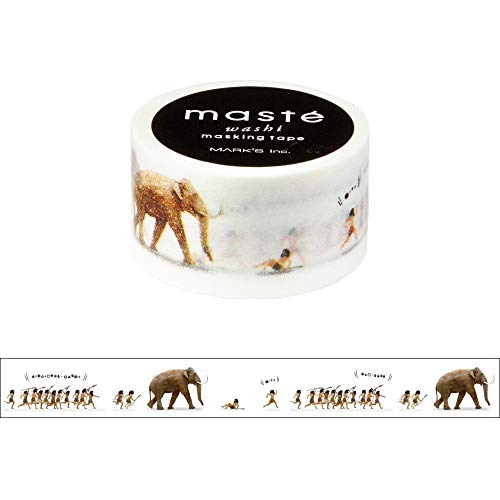 Maste 20 mm Washi Tape (Anfang Personen)