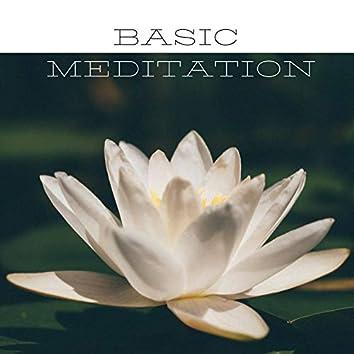 Basic Meditation - Subliminal Sounds to Awaken True Inner Peace, Songs for Beginners