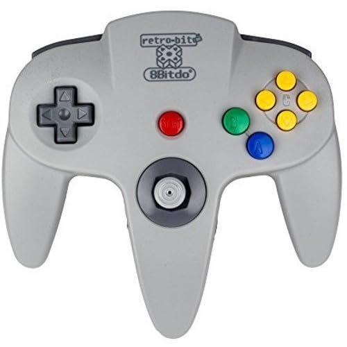 Nintendo 64 Classic Controller for Wii: Amazon com