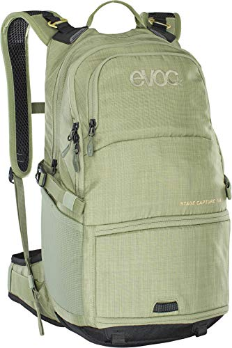evoc Stage Capture 16l Photo Backpack, Heather Light Olive, One Size