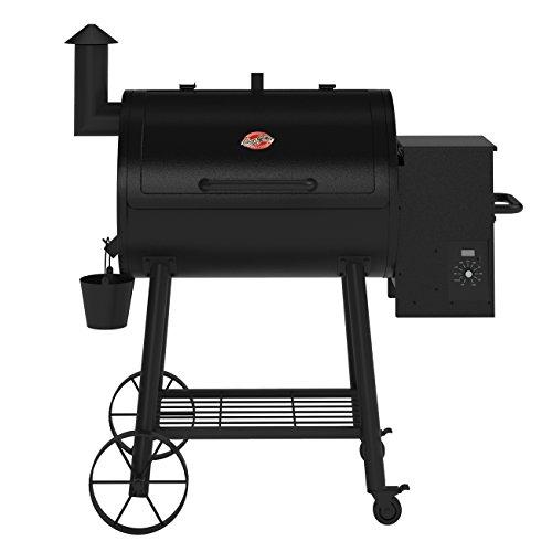 Char-Griller 9040 Wood Pellet Grill