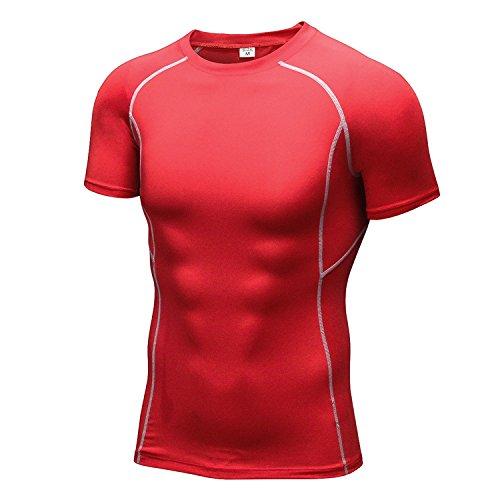 Uglyfrog Nuevo Deportes y Aire Libre Hombre Ciclismo Medias Ropa Deportiva Running Camisetas Short Sleeve M1008