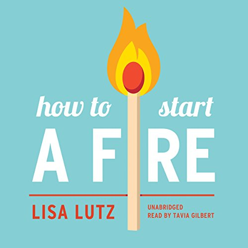 How to Start a Fire audiobook cover art