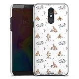 DeinDesign Coque Compatible avec LG Q7 Étui Housse Winnie l'ourson Disney Produit sous Licence...