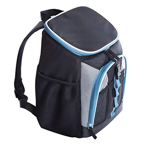 Almuerzo Tote Bolsa nevera aislante bolsa almuerzo comida reutilizables de picnic Mochila resistente al agua Gran Capacidad Oxford paño bolsa de picnic Viaje