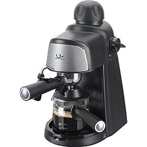 Jata CA704 Cafetera por hidropresión. Para 2-4 cafés expresso. 3,5 bar