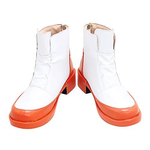 BNA Michiru Kagemori White Cosplay Shoes Custom Made Boots