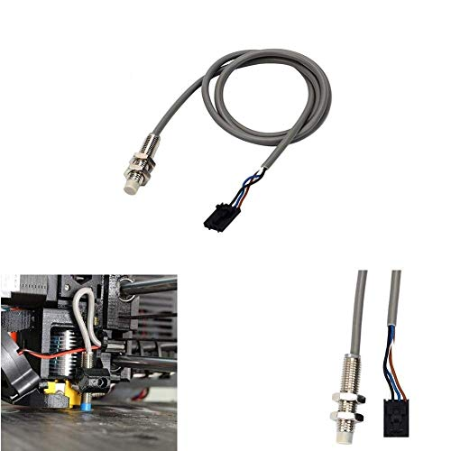 CENPEN 3D printer accessories, Auto-leveling Sensor Probe Compatible with 3D Printer Parts printer
