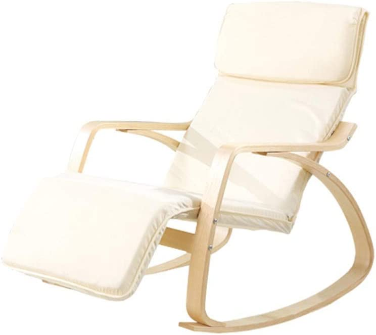 MZXUN Relax Rocking San Jose Mall Chair Soft Excellent Cus Lounge with