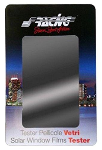 Simoni Racing SWF/34 raamfolie voor ruiten, medium zwart
