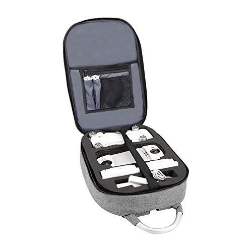 Yestter Rucksack Für Xiaomi Fimi X8 Se, 1080 P Fpv Drone Rc Quadcopter Tragbare Tragetaschen Outdoor Rucksack Stoßfest Rucksack Tasche Kohlefaser