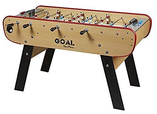 Rene Pierre - Baby Foot Goal - Baby Foot Goal - Fabrication