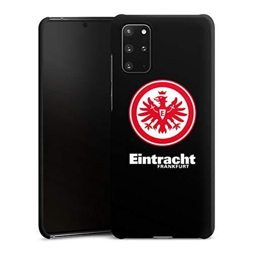 DeinDesign Premium Hülle kompatibel mit Samsung Galaxy S20 Plus Smartphone Handyhülle Hülle matt Eintracht Frankfurt SGE Adler