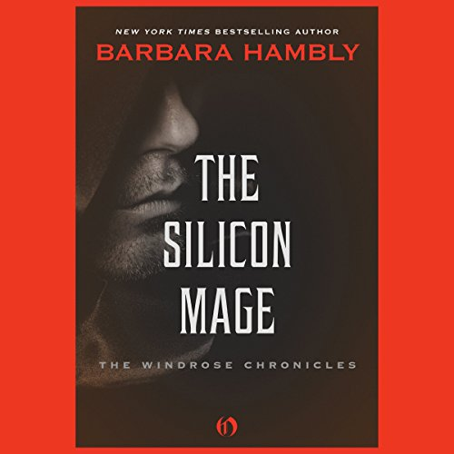 Silicon Mage audiobook cover art