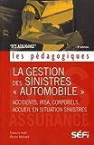 Le règlement des sinistres 'automobile' : BTS assurance